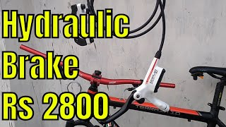 How to Install New Hydraulic Brakes + Unboxing Feiyu-Tech Vimble 2
