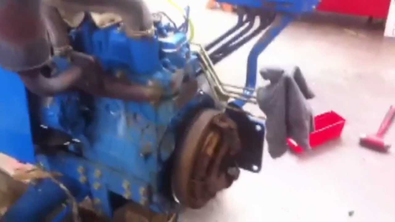 medium resolution of ford tractor 1715 clutch issues and whats going on in the shop today
