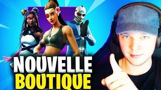 🔴I OFFER THE NEW SKIN IN THE FORTNITE BOUTIQUE FROM JULY 13 to 2H! GO STRING THE TOP 1!