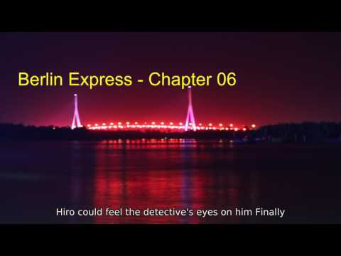 Berlin Express   Chapter 06 English story   subtitle