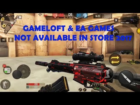🎮TOP 32 OFFLINE CONSOLE GAMES EA/GAMELOFT ANDROID-IOS NOT AVAILABLE IN STORE 2017🎮