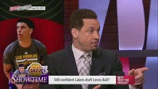 Will the Lakers draft Lonzo Ball in the 2017 NBA Draft? | SPEAK FOR YOURSELF