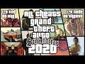 GTA San Andreas All Cheats 2020