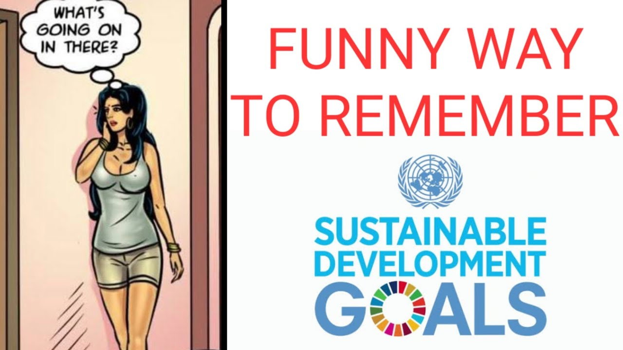 Trick to remember 17 Sustainable development goals (SDG) in 5 minutes SDG sdg goals