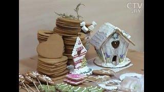 «Пряничная фея» Анастасия Галацевич: Расписные пряники ручной работы – лакомый подарок на Новый год