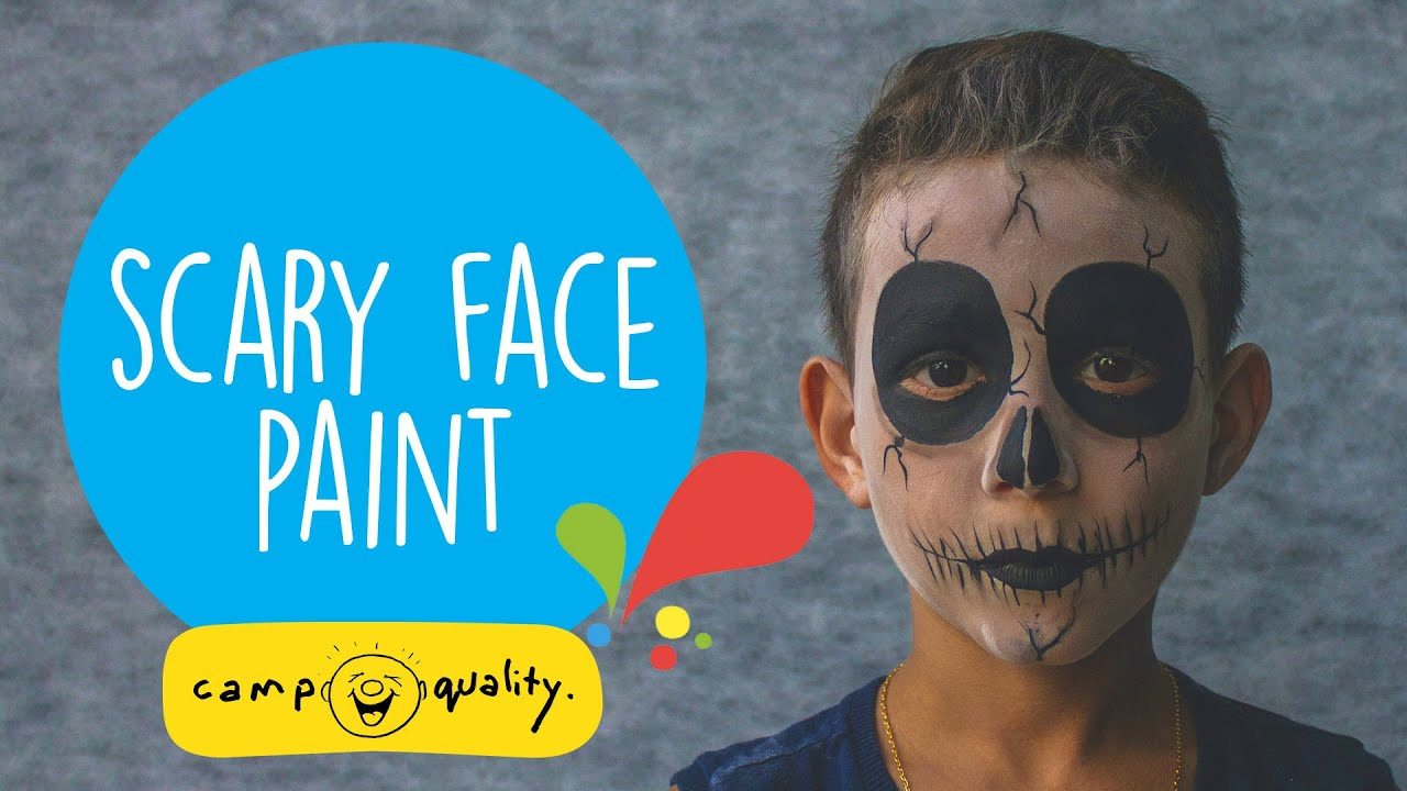 How To Do Face Painting (Halloween Edition)