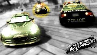 #9 новый БОСС в ЧЕРНОМ СПИСКЕ видео про машинки и полицейскую погоню в Need for Speed Most Wanted