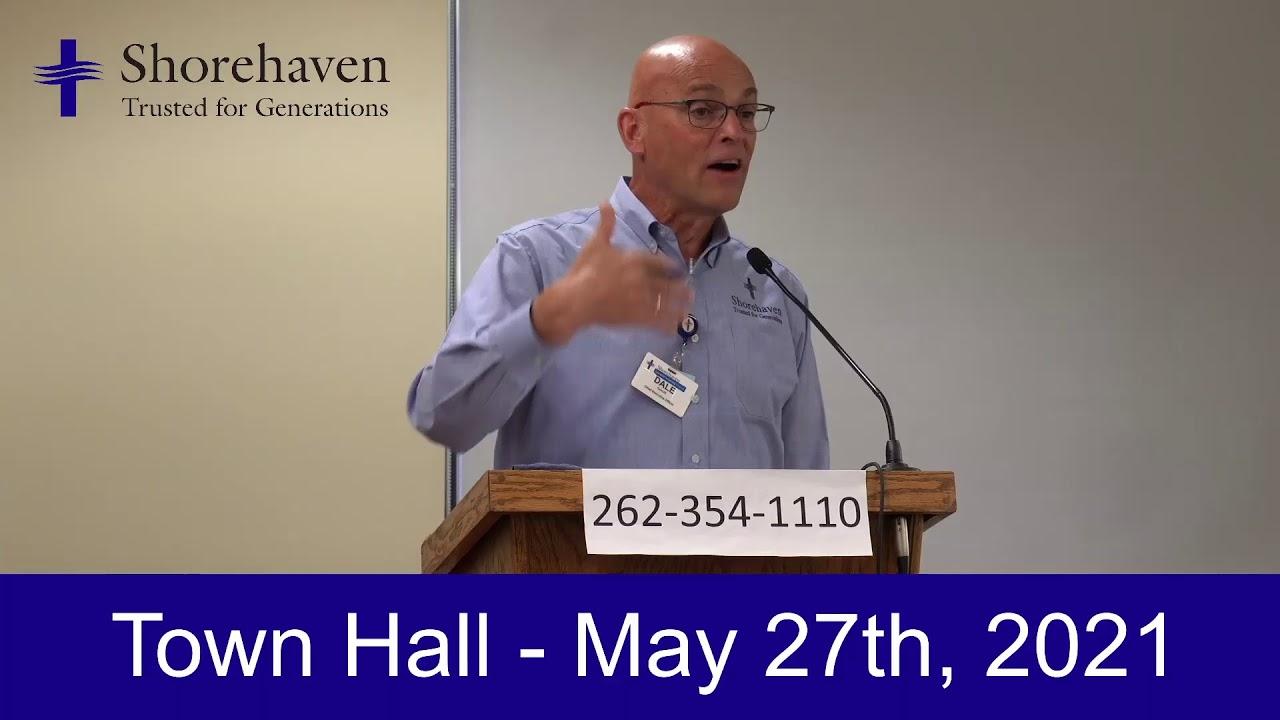 Town Hall 5-27-21