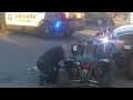 Cops vs Bikers Newark, Nj 02/19/17