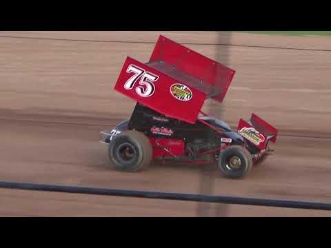 Canandaigua Speedway Brandyn Griffin 8/19/17 heat race
