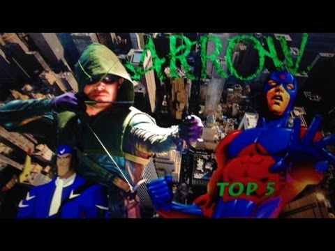 Arrow Episode 7 Review  Cupid, The Atom, Captain Boomerang