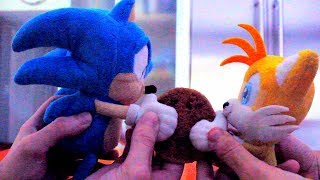 Sonic Plush The Cookie