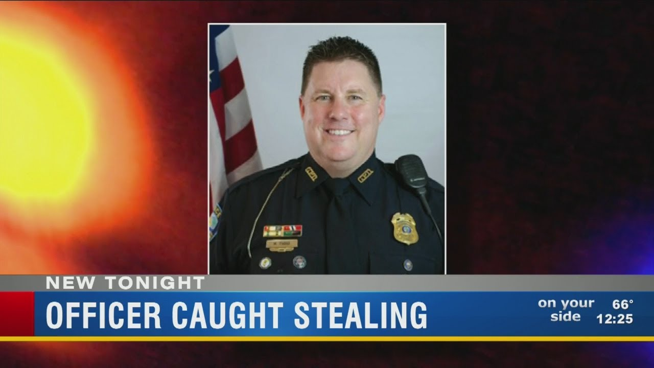 Gulfport police sergeant accused of shoplifting at Walmart
