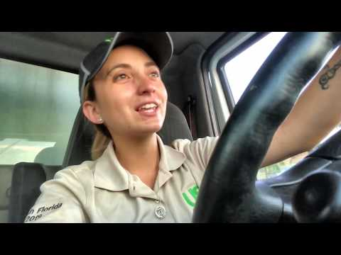 Female Truck driver | US Foods (Tough Job)