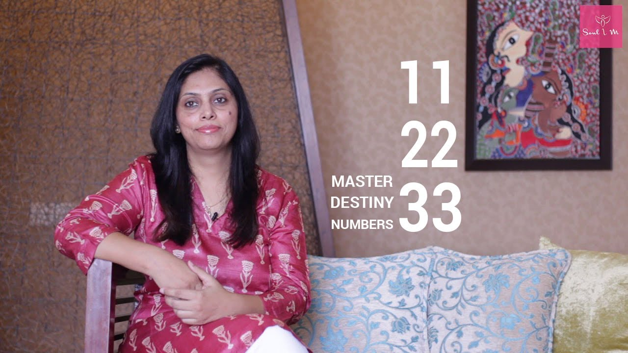 Life Path Master Destiny Numbers 11, 22, 33 │Soul I M Numerology with Jayaa  P Nairr