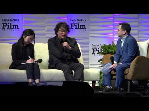 "SBIFF 2020 - Bong Joon Ho Discusses ""Memories Of Murder"""