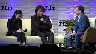 """SBIFF 2020 - Bong Joon Ho Discusses """"Memories Of Murder"""""""