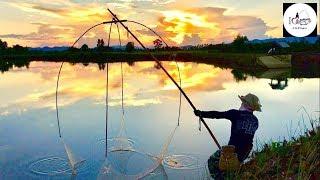ยกยอ กินลมชมวิว Fishing lifestyle Ep.140