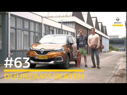 Renault Life met Wasteboards Bakery - Duurzaam skaten #63