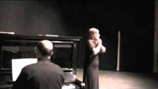 Fiorella Di Luca e Nicola Giribaldi Concerto di Capodanno 2011 San Lorenzo al Mare