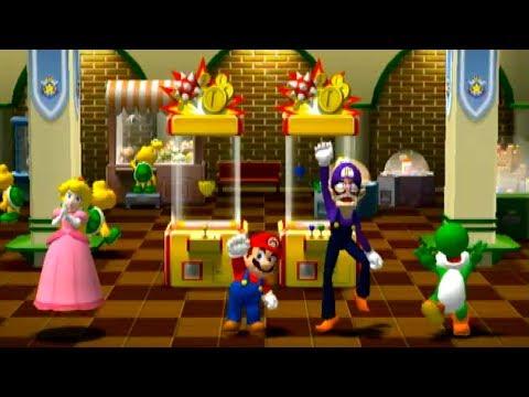 Mario Party 8 - Party Tent - Battle Royale - DK's Treetop Temple