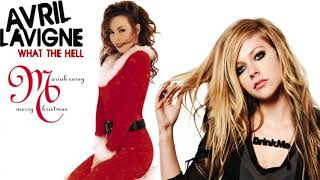 What the Hell I Want For Christmas — Mariah Carey + Avril Lavigne Mashup