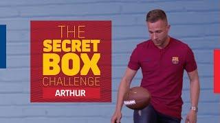 THE SECRET BOX CHALLENGE | Arthur