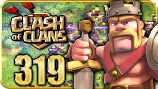 Let's Play CLASH of CLANS Part 319: Rathaus in unter 1 Sekunde geplättet!