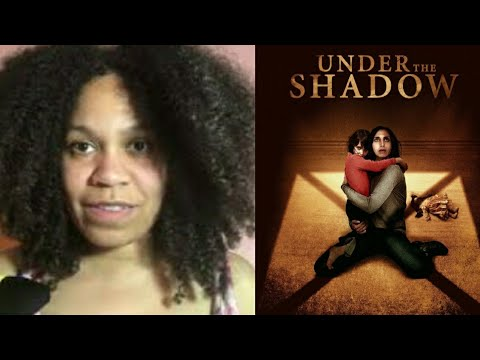 Under The Shadow (2016) Review | 31 Days Of Horror