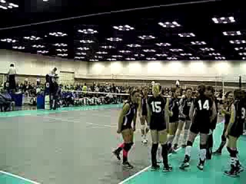 2009 MEQ Mideast Qualifier - Panther VBC 16-1s Third Day First Match