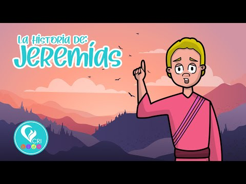 Serie hombres de la Biblia: Jeremías - CRI Kids
