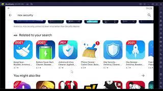 Phần mềm Nox Security diệt virus screenshot 2