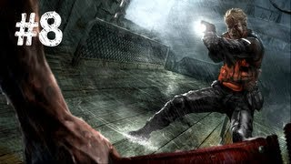Cold Fear Walkthrough Gameplay Part 8 PC HD