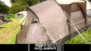 Royal Atlanta 8 Tent 2012