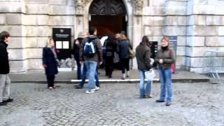 Лондон. Собор святого Павла. Колокольный звон.(От Лондона до Праги..., 2010-10-29T16:10:15.000Z)