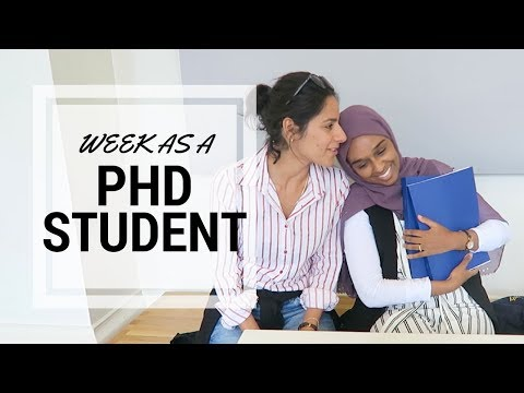 Submitted My Thesis, Wahaay! | A Week As A PhD Student #8