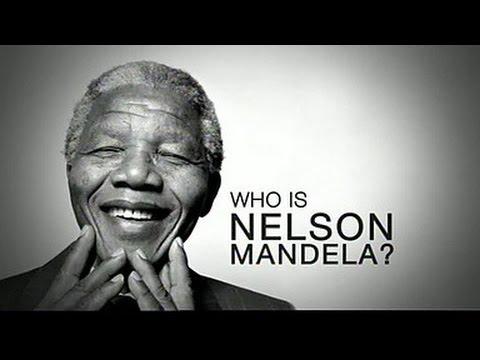 Who is Nelson Mandela ?