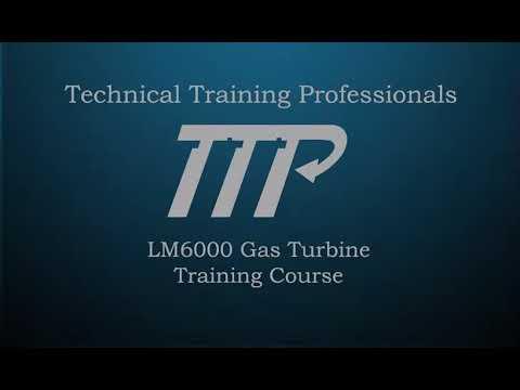 LM6000 Aeroderivative Gas Turbine
