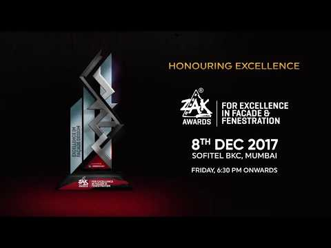 Making of the Zak Awards for Excellence in Façade & Fenestration Trophy!