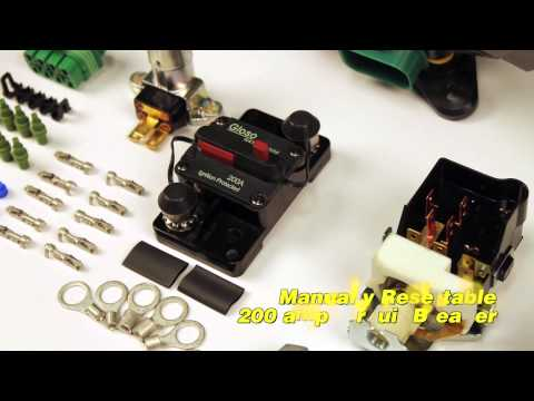 Severe Duty Universal Wiring System