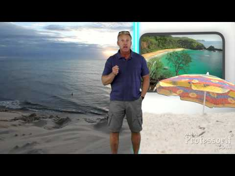 Travel Guide On Video 07: Best Beaches of the Atlantic
