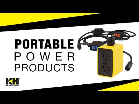 Industrial Grade Power Distribution Products | KH Industries