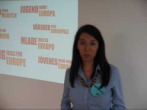 Young Ideas for Europe Spain Partner Greeting - YouTube