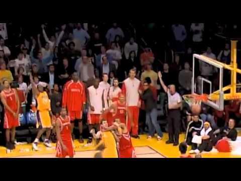 Kobe Bryant: Top 10 Plays season 2006-2007