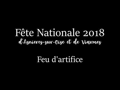 Fête Nationale 2018 d'Asnièr...