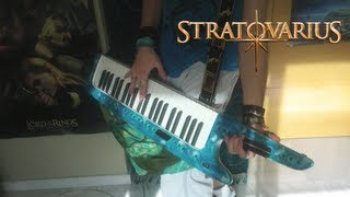 Stratovarius Elysium - Keyboard Solo