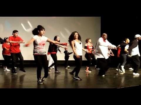 Intercultural Night 2011 Opening (California State University Fresno)