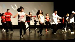 Intercultural Night 2011 Opening (California State University Fresno)