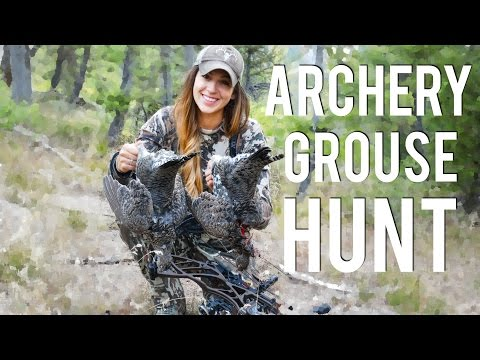 Bow Hunting | Archery Grouse Hunt