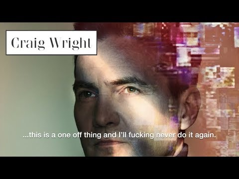 "GQ interview with Craig Wright  ""F##K OFF!"""